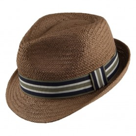 Whitby Trilby - MHA0469 - Barbour - hombre - Gorros y Gorras BARBOUR