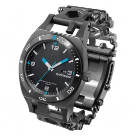 Reloj Tread Tempo - negro - caja regalo - 832420 - Leatherman - Multiherramientas LEATHERMAN