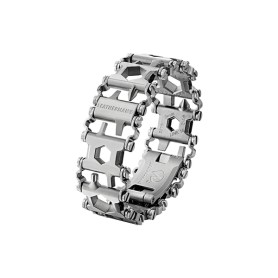 Brazalete Tread con puntas métricas - metalizado - con caja - 832325 - Leatherman - Multiherramientas LEATHERMAN
