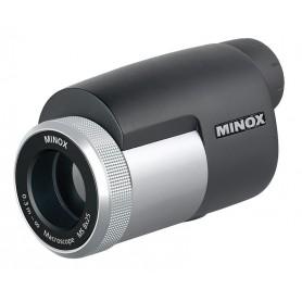 MINOX Macroscópico™ MS 8 x 25 Black Edition - 62207 - Minox - Monoculares MINOX