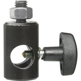 Adaptador hembra 5/8 a 3/8 de 16mm - 014-38 - Manfrotto - Zapatas, Pinzas y Adaptadores