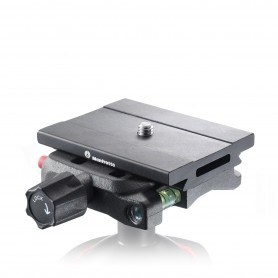 Adaptador a zapata rápida Q6 - Arca - MSQ6 - Manfrotto - Zapatas, Pinzas y Adaptadores