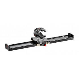 Slider 60cm con rótula 3 Way - MVS060A391RC2 - Manfrotto - Rótulas