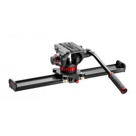 Slider 60cm con rótula MVH502AH - MVS060AMVH502AH - Manfrotto - Rótulas
