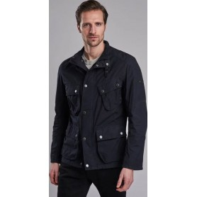 Smokey navy - MCA0361NY51 - B. International - hombre - Chaquetas BARBOUR INTERNATIONAL
