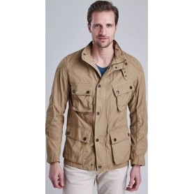 Smokey stone - MCA0361ST71 - B. International - hombre - Chaquetas BARBOUR INTERNATIONAL