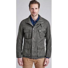 Smokey forest - MCA0361OL72 - B. International - hombre - Chaquetas BARBOUR INTERNATIONAL