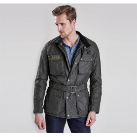 Blackwell - MWX0928 - B. International - hombre - Chaquetas BARBOUR INTERNATIONAL