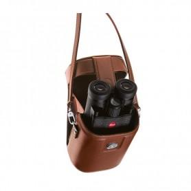 Funda de cuero para binoculares Leica 8x20