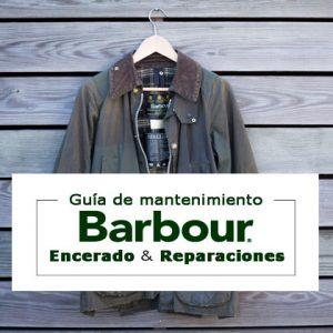 Encerar Barbour | Servicio de reparaciones Barbour