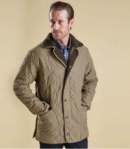 La mejor ropa de montaña de la marca Barbour